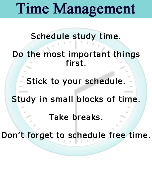 Lesson 3: Self-Management - Stress Management for College ...